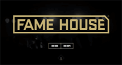 Preview of famehouse.net